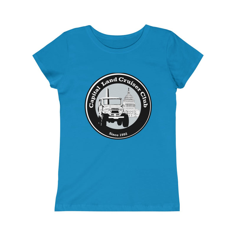 Capital Land Cruiser Club Girls Princess Tshirt