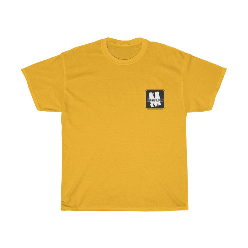 IH8MUD - Classic Fit 2 sided Tshirt - By Reefmonkey