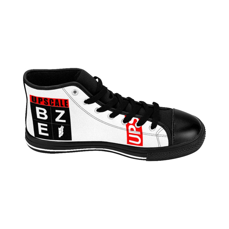 UPSCALE BELIZE - High Top Sneakers (white) by Reefmonkey partner Squad Movements