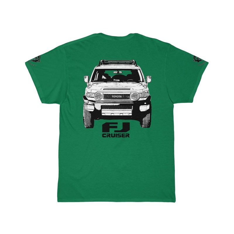 FJ Cruiser Men's Short Sleeve Tshirt by Reefmonkey