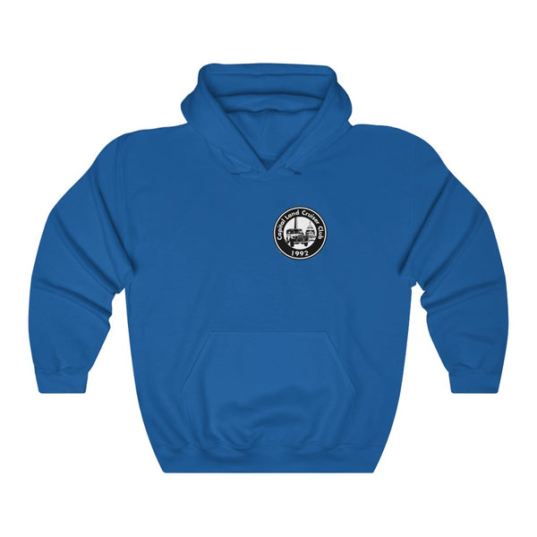 Capital Land Cruiser Club - Fall Crawl 2020 Men's Hooded Sweatshirt