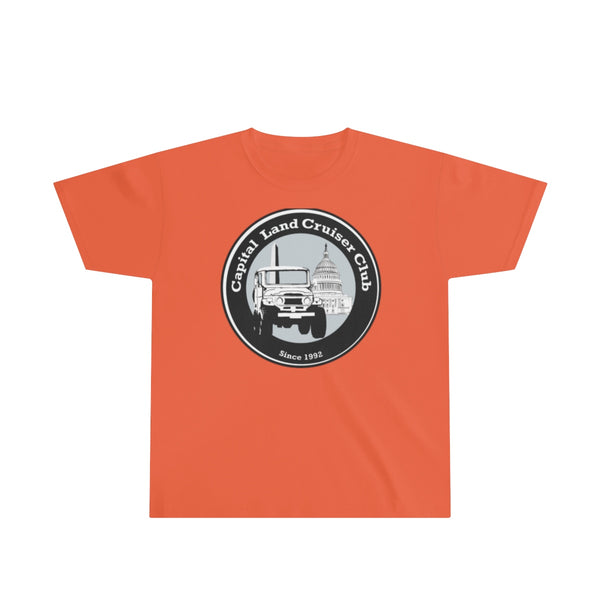 Capital Land Cruiser Club Youth Ultra Cotton Tee