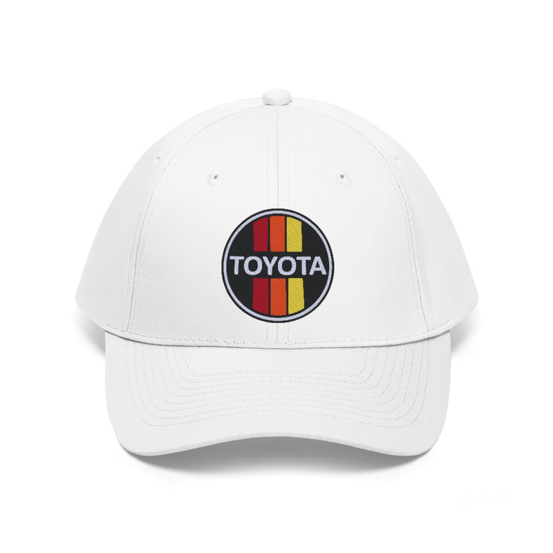 TOYODA Old School Embroidered Twill Hat by Reefmonkey