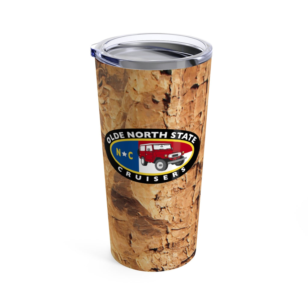 Olde North State Cruisers Rocks Travel Mug Tumbler by Reefmonkey ONSC