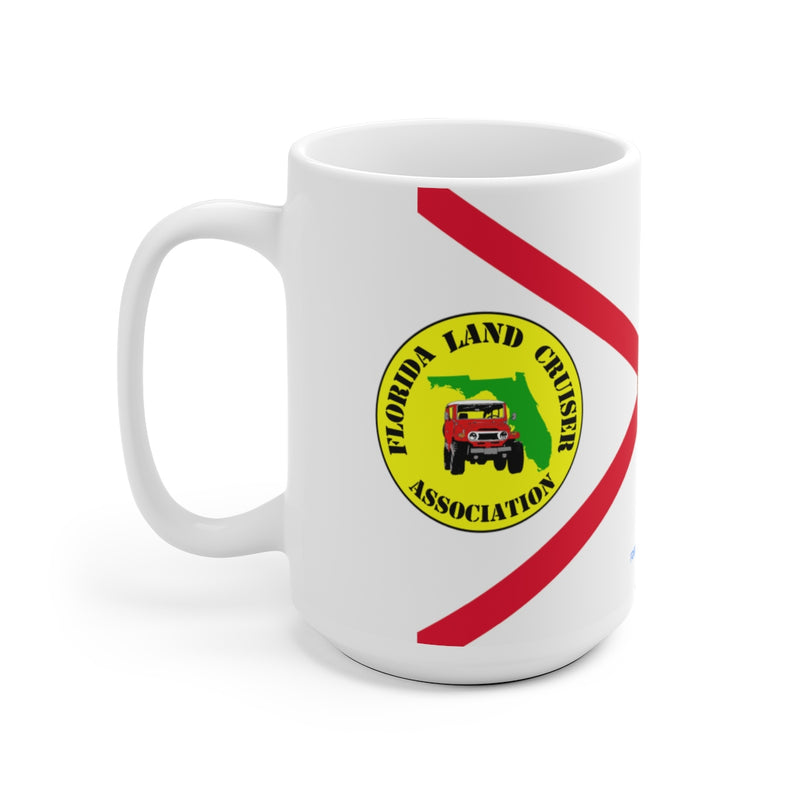 Florida Land Cruiser Association - Coffee Mug by Reefmonkey - FLCA