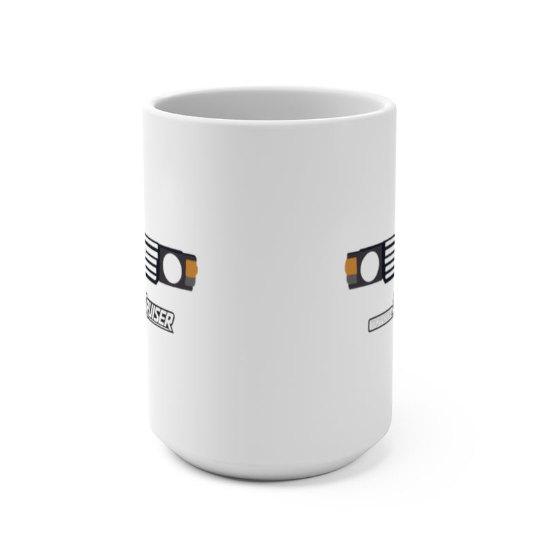 Toyota FJ60 Coffee Cup, FJ60 Coffee Mug, Land Cruiser Coffee Mug, Reefmonkey