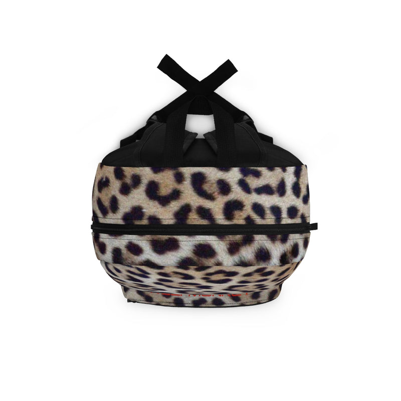 Jaguar Fur Backpack (Made in USA) by Reefmonkey Back to School