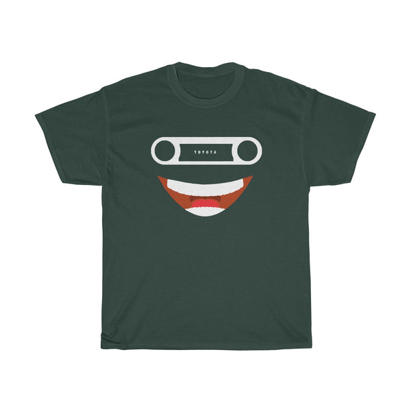 FJ40 Shirt with a Smile! - By Reefmonkey Toyota LandCruiser Bezel