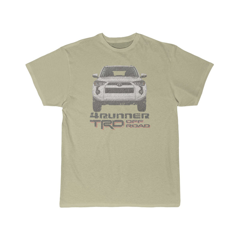 4Runner TRD Off Road Distressed Vintage Short Sleeve Tshirt