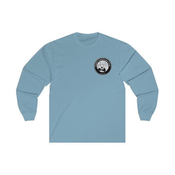 Capital Land Cruiser Club Unisex Classic Fit Long Sleeve Tshirt