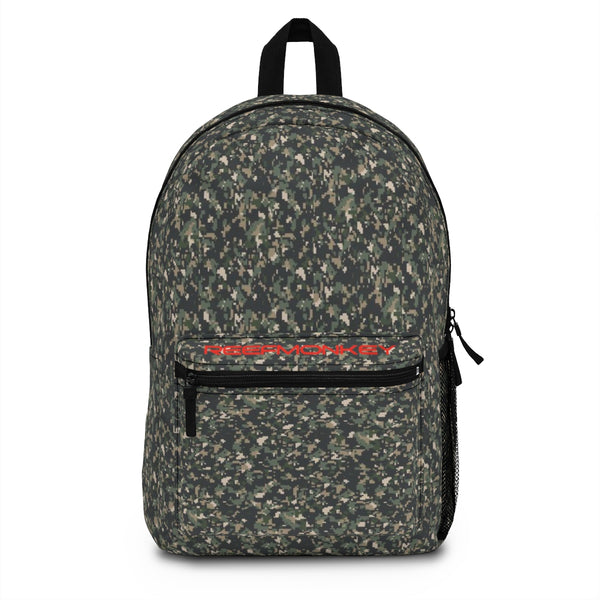 Camo Backpack (Made in USA) by Reefmonkey Back to School