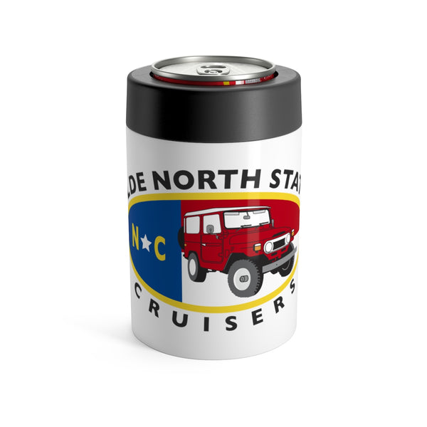 ONSC Olde North State Cruisers Land Cruiser Club Steel Drink Holder by Reefmonkey