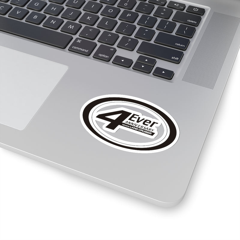 4EverAnniversaryTLC Black Decal - by Reefmonkey @4everanniversarytlc