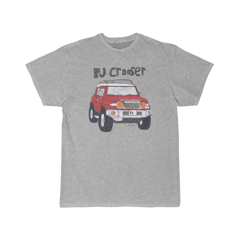 FJ Crooser / FJ Cruiser Kids Art Classic fit Men's Short Sleeve Tshirt