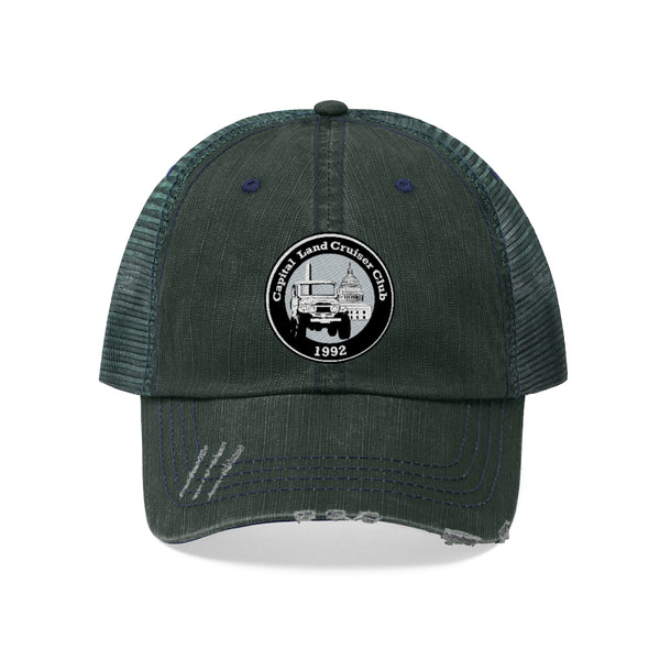 Capital Land Cruiser Club Embroidered Unisex Trucker Hat