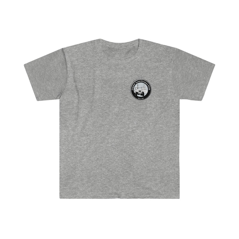 Capital Land Cruiser Club Men's Fitted Short Sleeve Tee