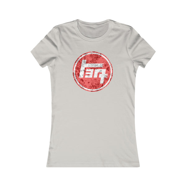 TEQ Old School Toyota Distressed Womens Tee TEQ Shirt for Women