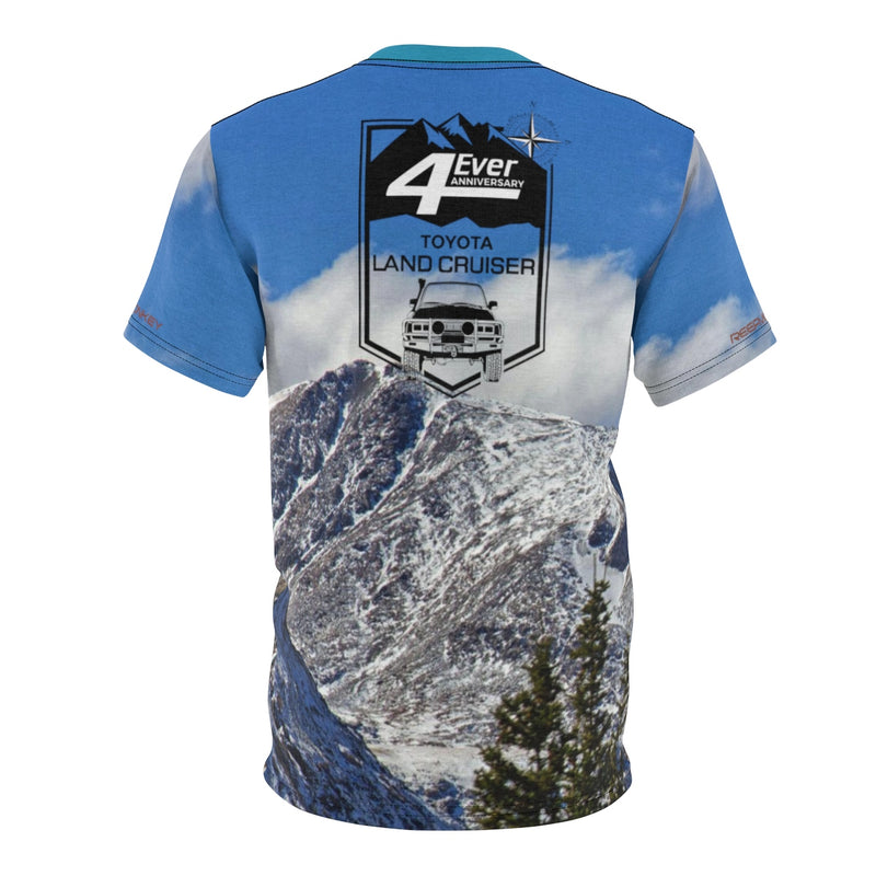 4EverAnniversaryTLC - Premium AOP Shirt 'Mountains' New Logo -  by Reefmonkey @4everanniversarytlc