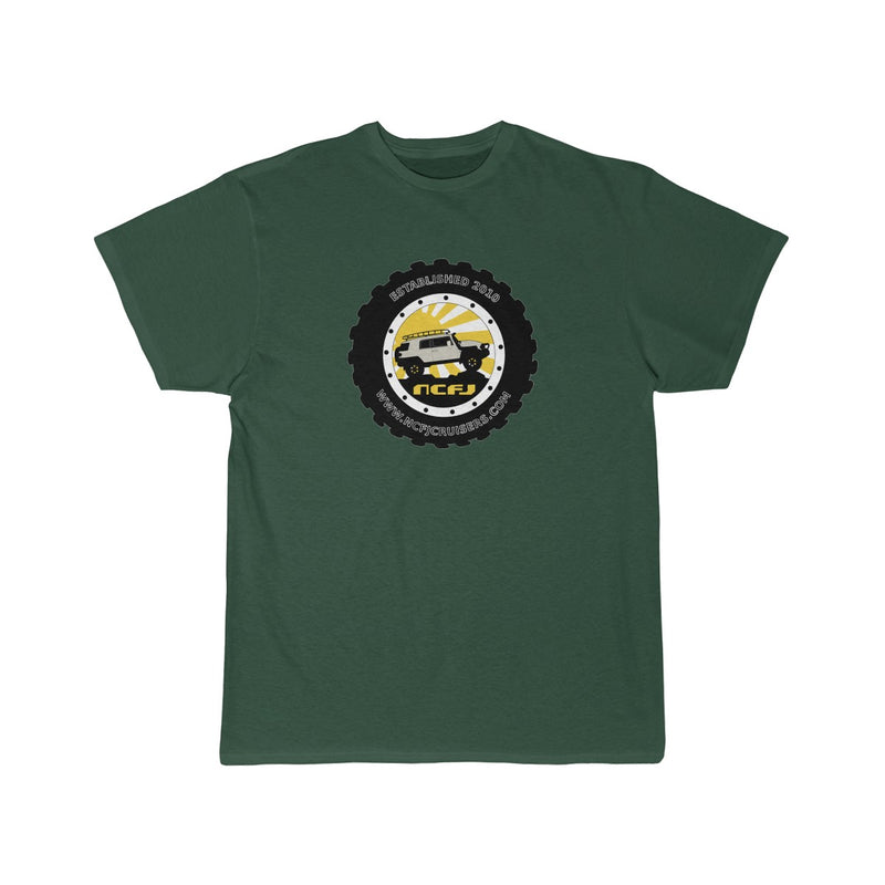 NCFJ Cruisers Men's Short Sleeve Tshirt by Reefmonkey