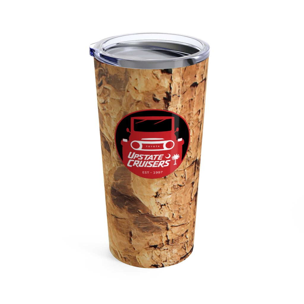Upstate Cruisers Rocks Travel Mug Tumbler by Reefmonkey
