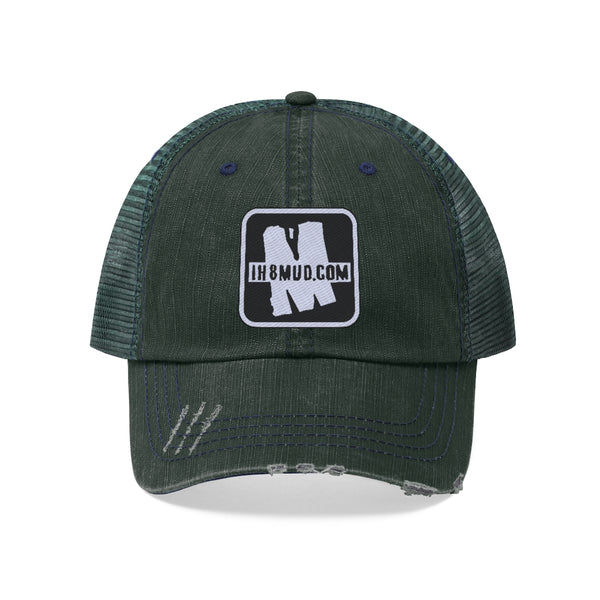 IH8MUD - Embroidered Trucker Hat - By Reefmonkey partner IH8MUD