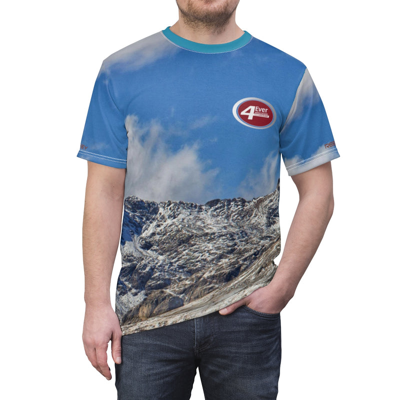 4EverAnniversaryTLC - Premium AOP Shirt 'Mountains' -  by Reefmonkey @4everanniversarytlc