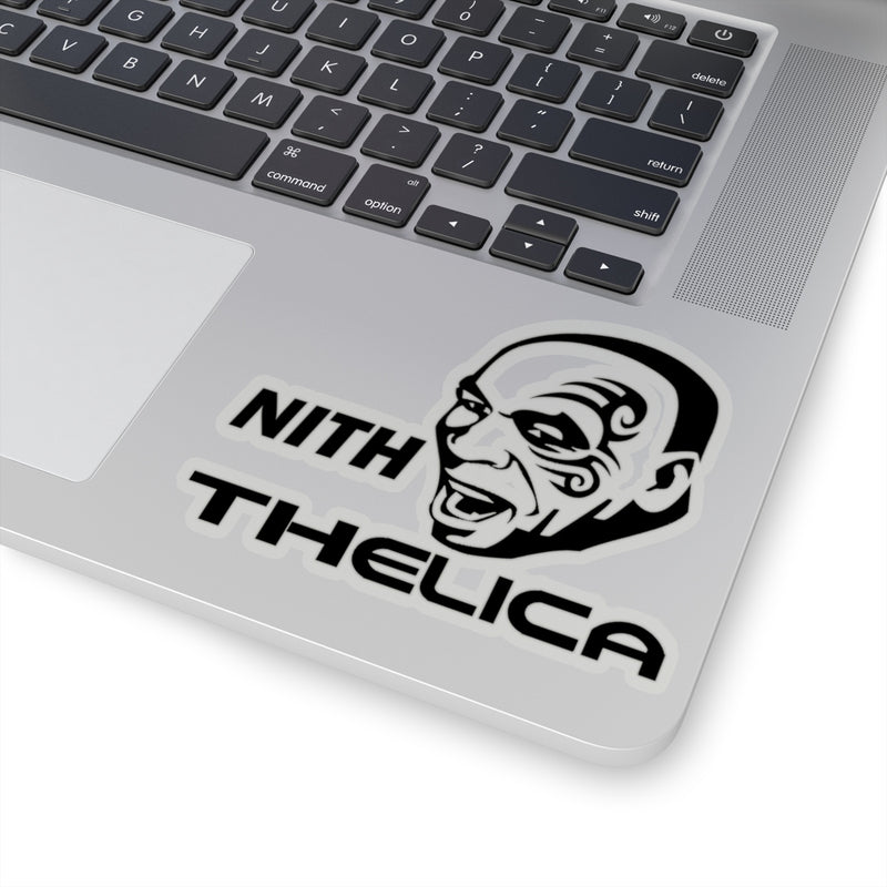 "Toyota Celica Mike Tyson Sticker/Decal ""Nith Thelica"""