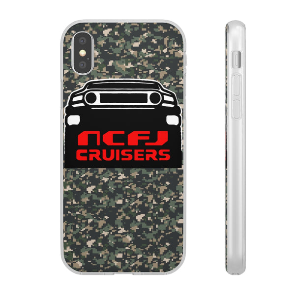 NCFJ Cruisers Phone Case by Reefmonkey