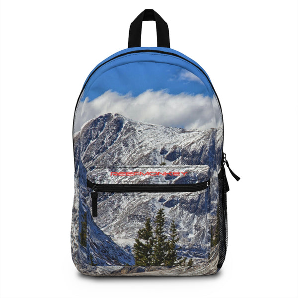 Mountainscape Backpack (Made in USA) by Reefmonkey Back to School