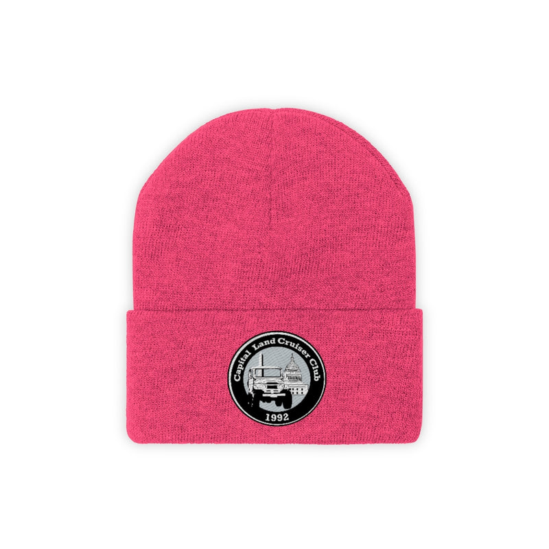 Capital Land Cruiser Club Embroidered Knit Beanie