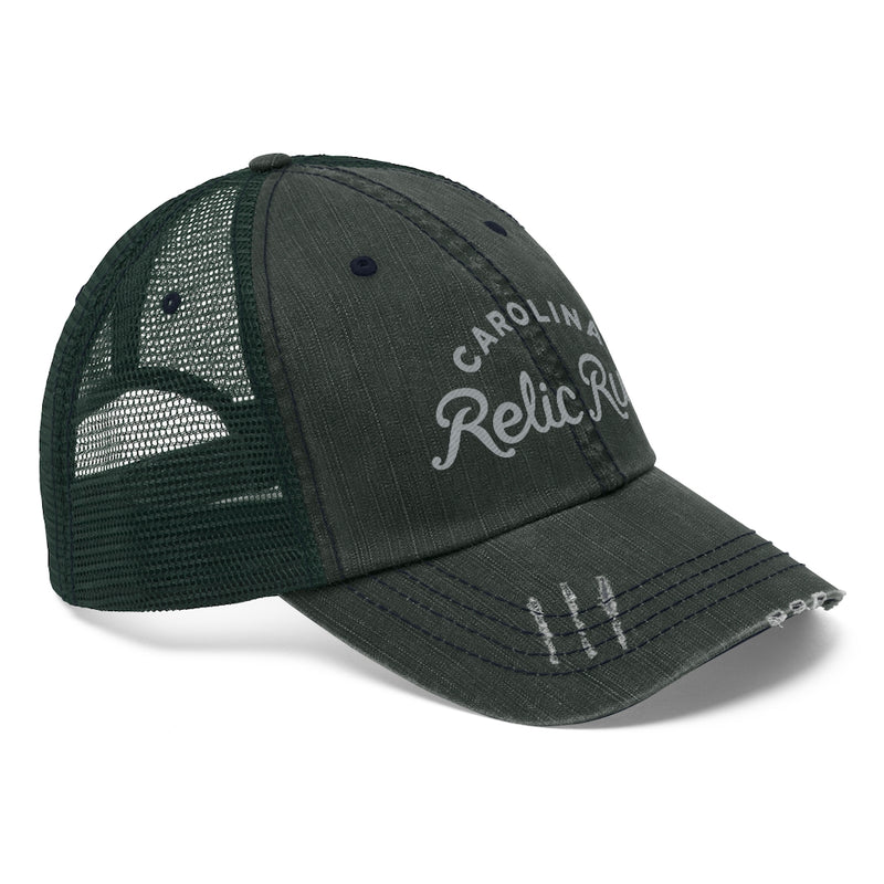 Carolina Relic Run 2020 Embroidered TRUCKER Hat - Olde North State Cruisers