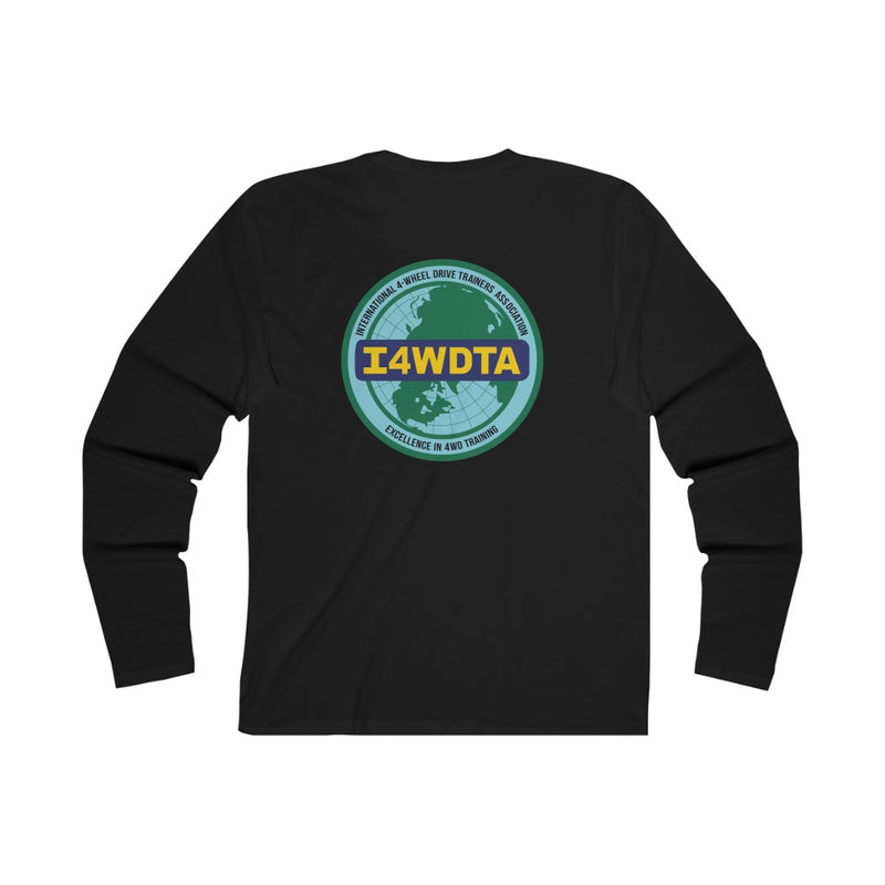 I4WDTA Slim Fit Long Sleeve Tee