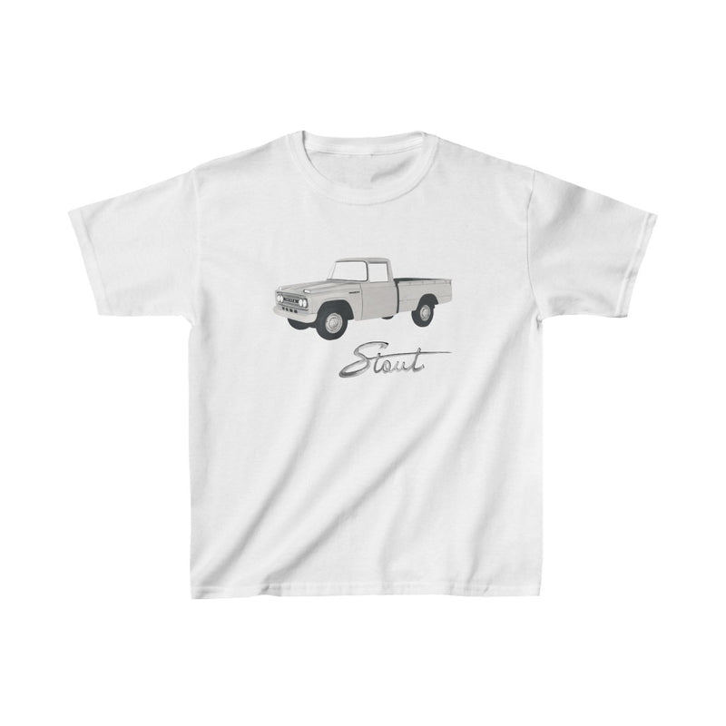 Toyota Stout Kids Tee, Stout T Shirt, Boys Tee, Girls T Shirt - Reefmonkey