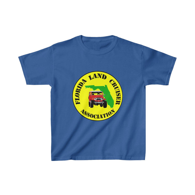 Florida Land Cruiser Association - Kids Classic Fit tshirt by Reefmonkey Partner FLCA