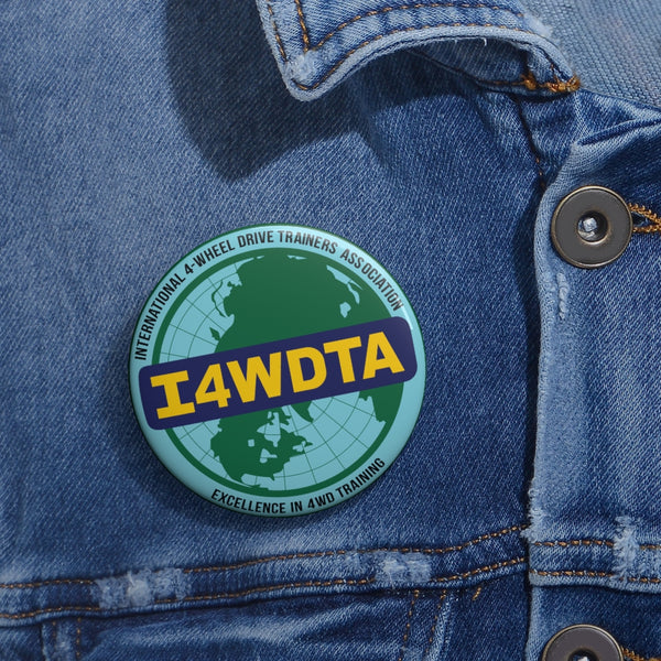 I4WDTA Custom Pin Buttons