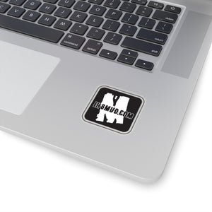 IH8MUD - Square Decal - By Reefmonkey