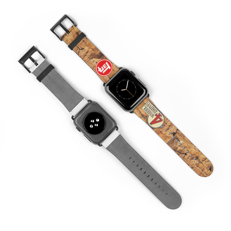 Apple Watch Strap 4 Wheel Drive TEQ by Reefmonkey
