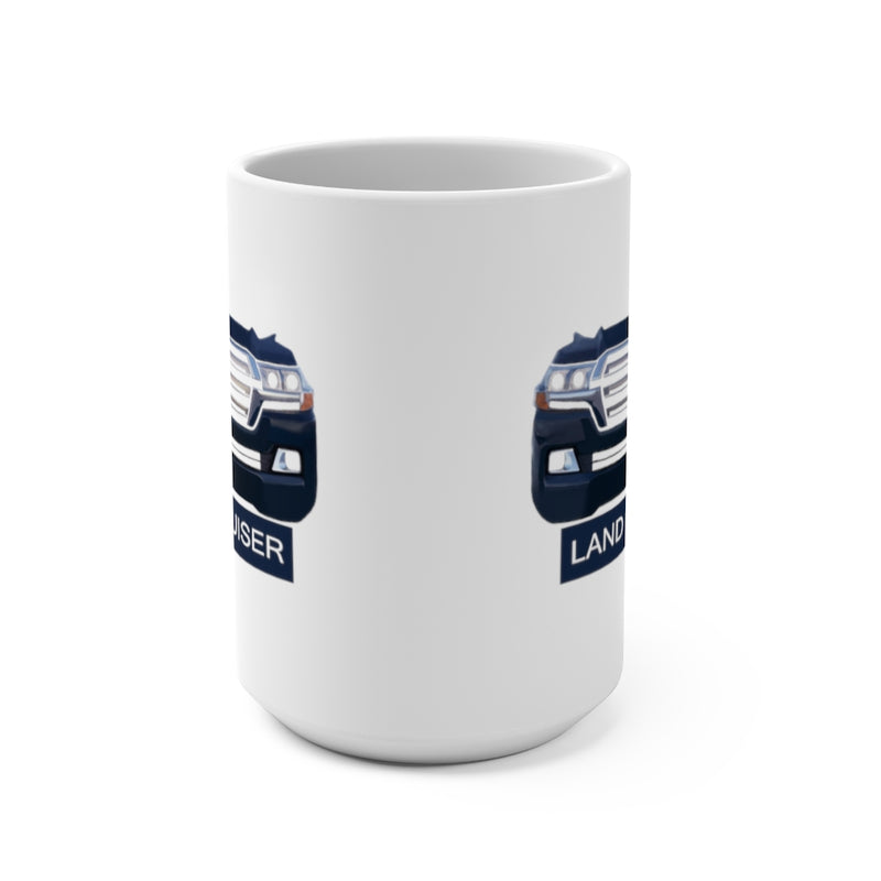 200 Series Coffee Cup, Land Cruiser Coffee Mug, Toyota Gift, Reefmonkey