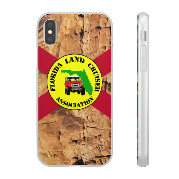 Florida Land Cruiser Association - Rock Phone Cover by Reefmonkey - FLCA