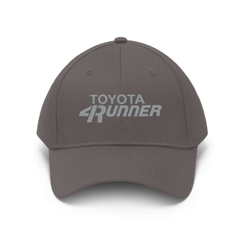 Toyota 4Runner Embroidered hat (twill baseball cap)