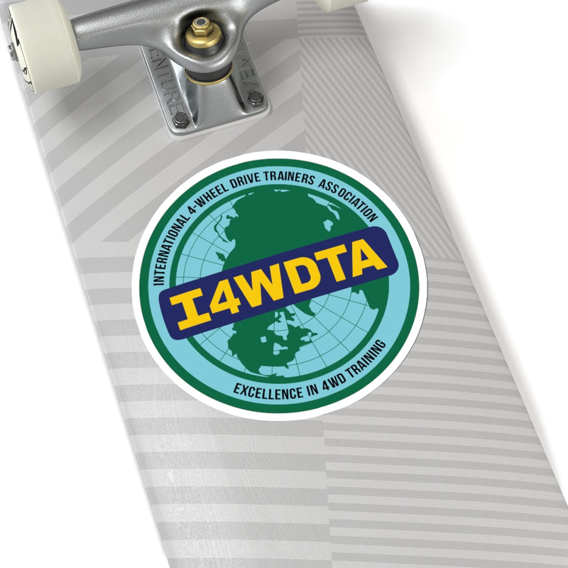 I4WDTA Heavy Duty Decals