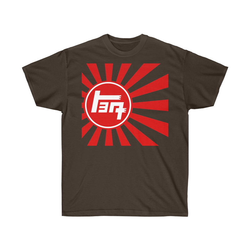 Toyota TEQ Rising Sun Shirt Unisex Ultra Cotton Tee by Reefmonkey