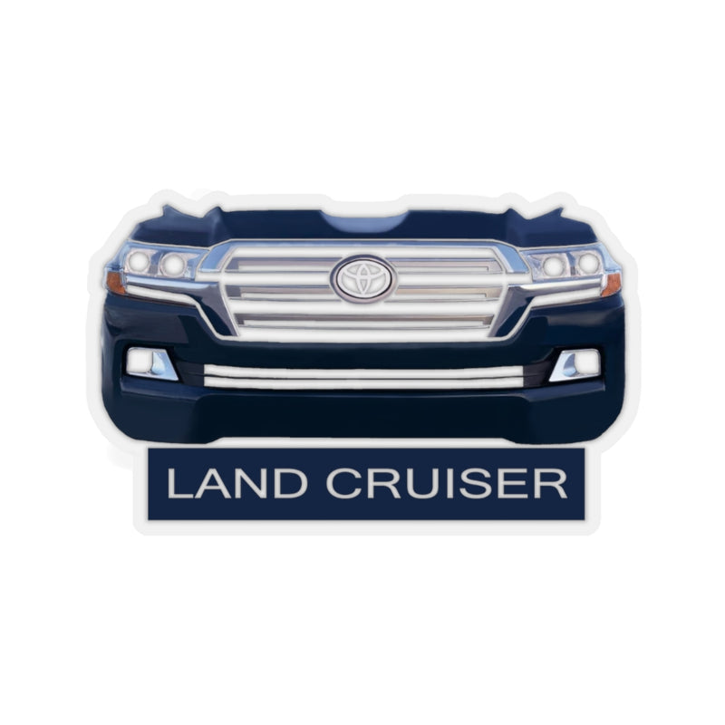 Land Cruiser 200 Series Sticker, Toyota Decal