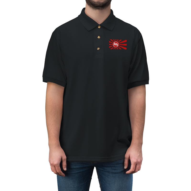 Rising Sun Toyota - Embroidered Polo Shirt by Reefmonkey