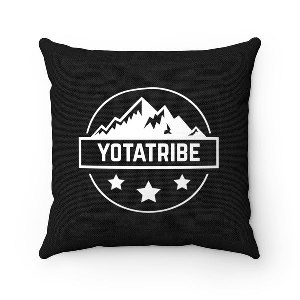 Yotatribe Spun Polyester Square Pillow