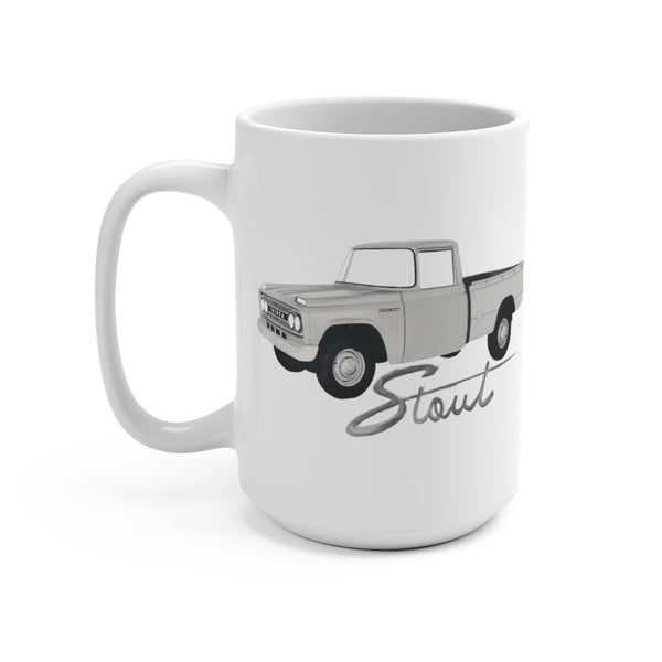 Toyota Stout Coffee Mug 15oz by Reefmonkey
