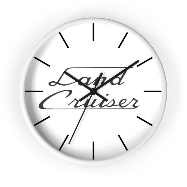 Land Cruiser Wall clock