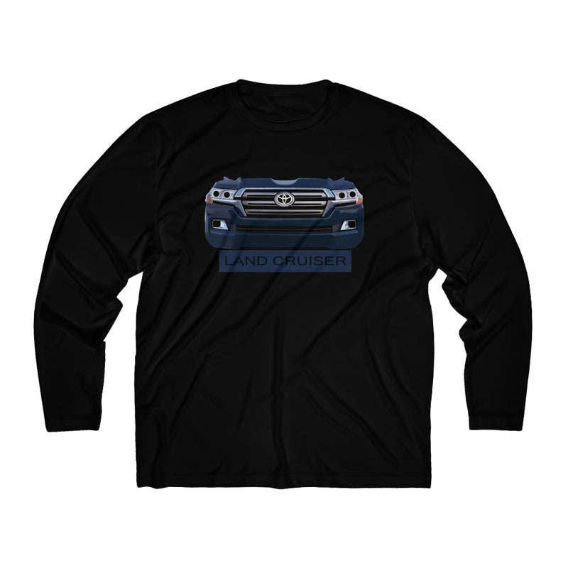 Toyota Land Cruiser 200 series long sleeved moisture wicking tshirt Landcruiser gifts by Reefmonkey