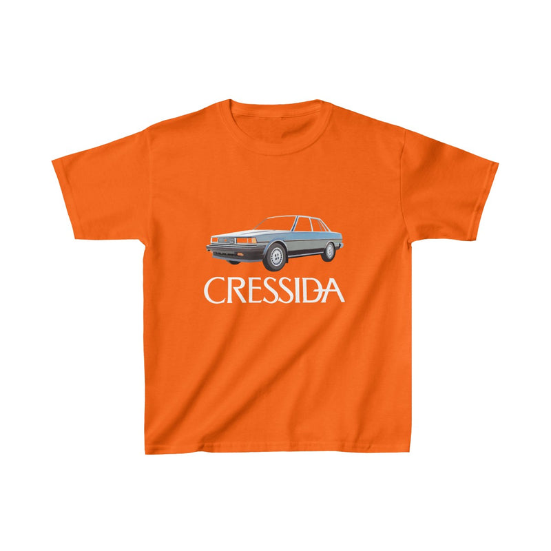 Toyota Cressida KIDS Tshirt - By Reefmonkey JDM TEQ Gift for car guys X70