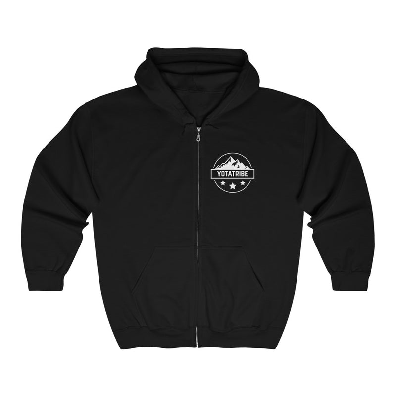 YOTATRIBE - Full Zip Hoodie - by Reefmonkey partner @yotatribe